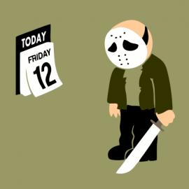 friday the 12th khaki