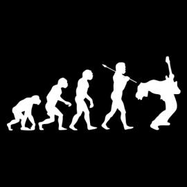Evolution black