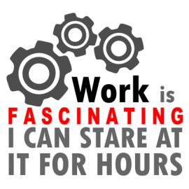 Work is White