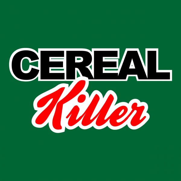 cereal killer bottle green