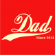 dad red