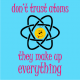 dont trust sky blue
