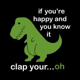 if your happy black