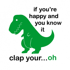 if your happy white