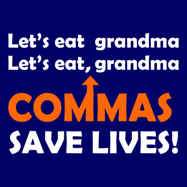 lets eat grandma navy