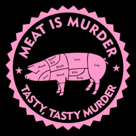 meat is black