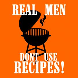 real men orange