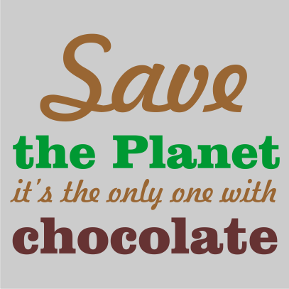save the planet heather grey