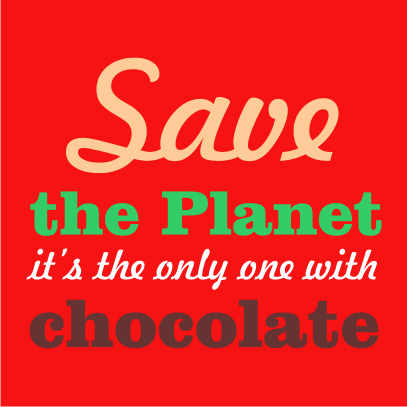 save the planet red