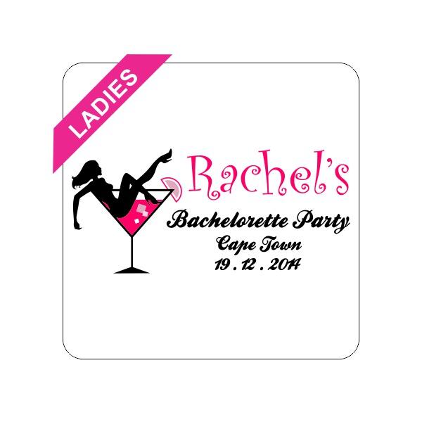 CUSTOMIZED bachelorette party t-shirt main