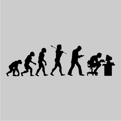 gamer evolution grey