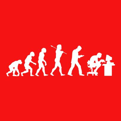 gamer evolution red