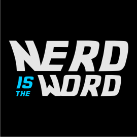 nerd is the word black