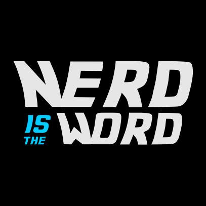 nerd is the word black