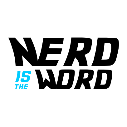 nerd is the word white