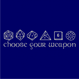 choose your weapon navy