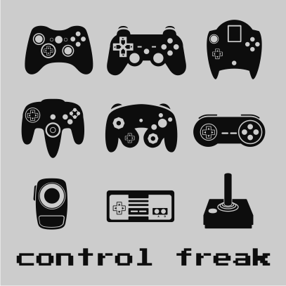 control freak grey