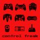 control freak red