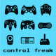 control freak sky blue