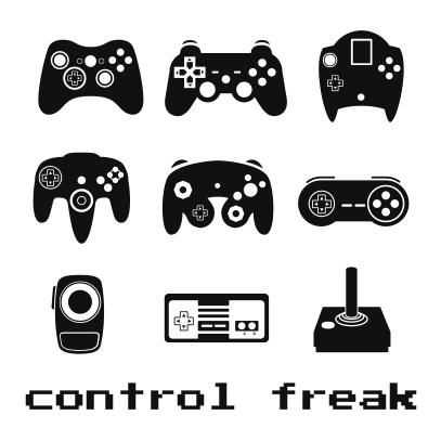 control freak white