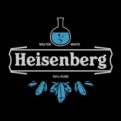 heisenberg 3 black