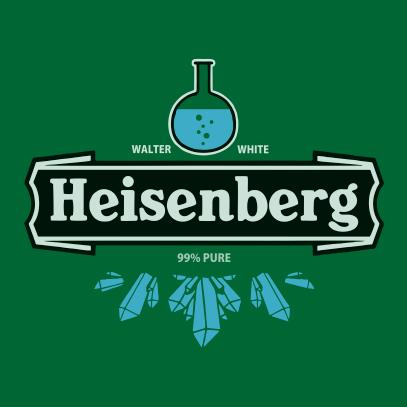 heisenberg 3 bottle green