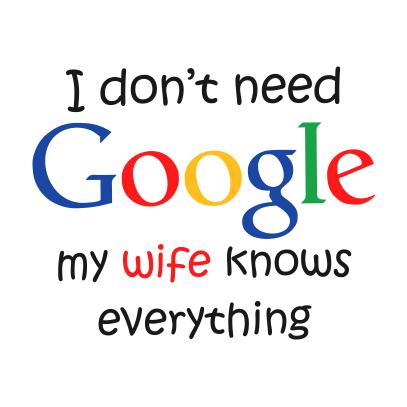 i dont need google white