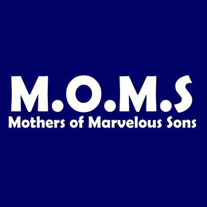 MOMS navy blue
