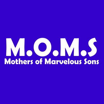 MOMS royal blue