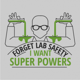 forget lab safety grey