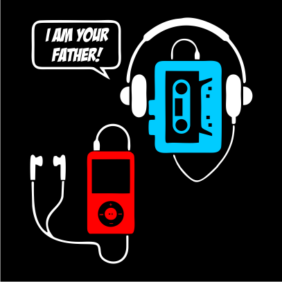 i am your father black