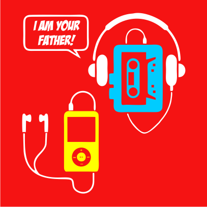 i am your father red