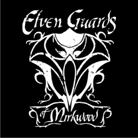 lotr elven guards of mirkwood black