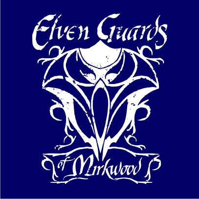 lotr elven guards of mirkwood navy