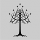 lotr tree of gondor grey