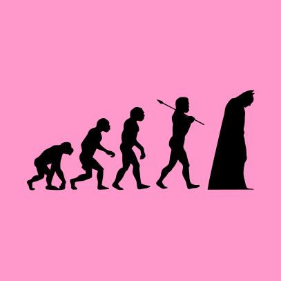 batman evolution light pink