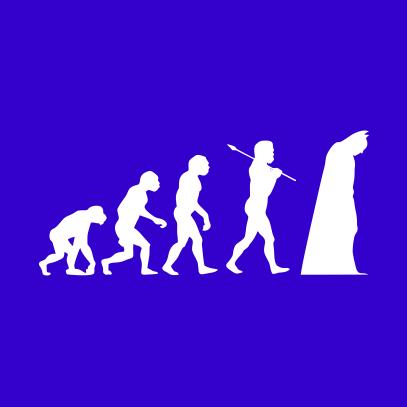 batman evolution royal blue