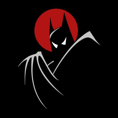 batman moonlight black
