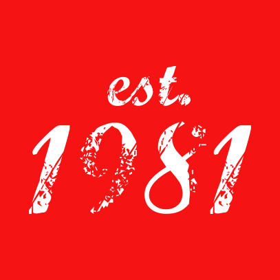established red