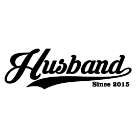 husband since white