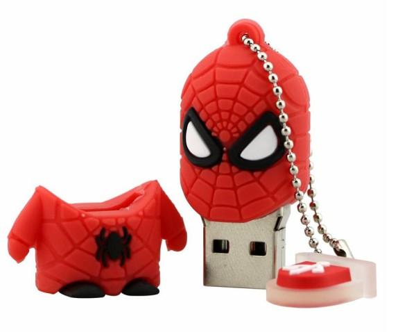 spiderman usb flash drive 4