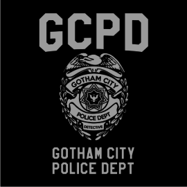 gcpd black