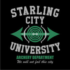 starling city bottle black