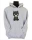 baby batman grey