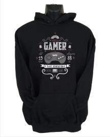 the mega gamer black