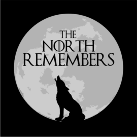 the north remembers black