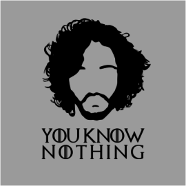 you know nothing grey