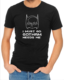gotham needs me mens black shirt