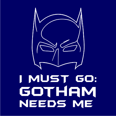 gotham needs me navy
