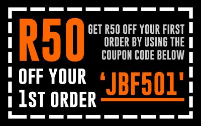 R50 off 1st order